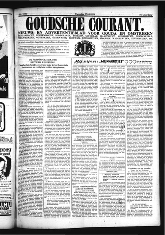 Goudsche Courant 1938-07-27