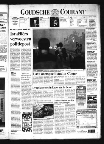 Goudsche Courant 2002-01-18