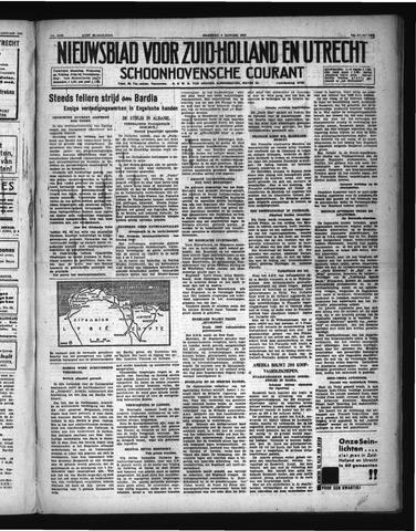 Schoonhovensche Courant 1941-01-06