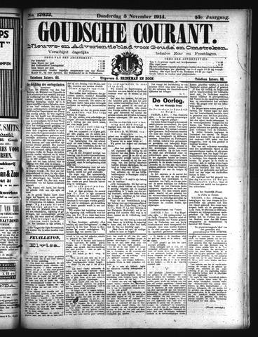 Goudsche Courant 1914-11-05