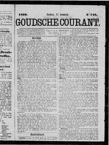 Goudsche Courant 1869-01-17