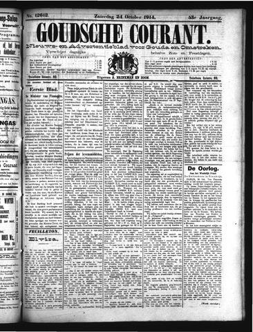 Goudsche Courant 1914-10-24