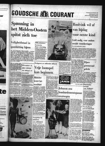 Goudsche Courant 1967-10-25