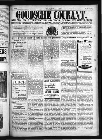 Goudsche Courant 1937-11-20