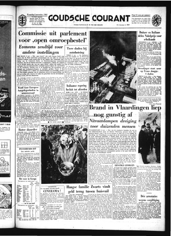 Goudsche Courant 1963-11-06