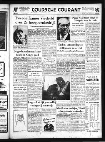 Goudsche Courant 1959-11-06