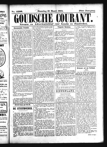 Goudsche Courant 1910-03-21