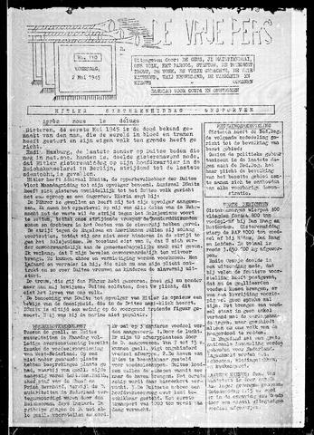 De Vrije Pers 1945-05-02