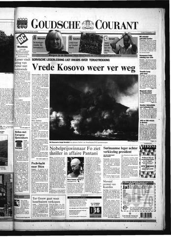 Goudsche Courant 1999-06-07
