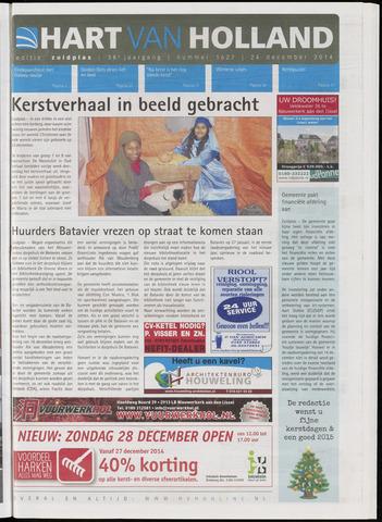 Hart van Holland - Editie Zuidplas 2014-12-24