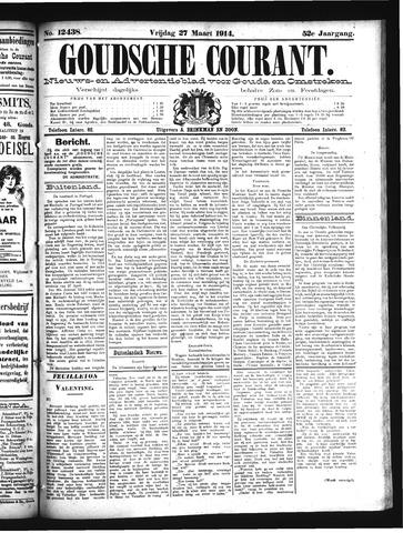 Goudsche Courant 1914-03-27