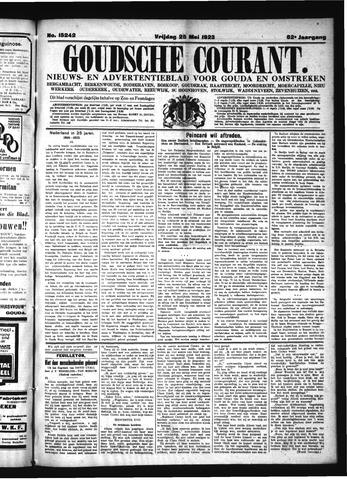 Goudsche Courant 1923-05-25