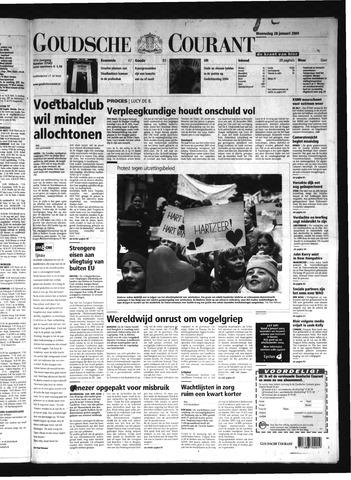 Goudsche Courant 2004-01-28
