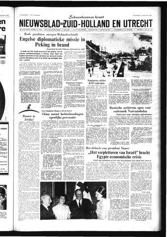 Schoonhovensche Courant 1967-08-23