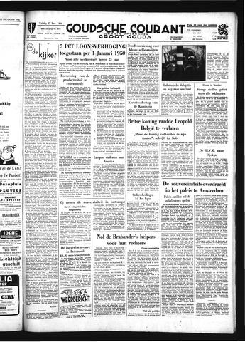 Goudsche Courant 1949-12-23