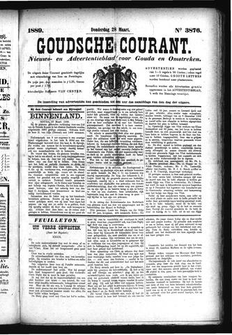 Goudsche Courant 1889-03-28