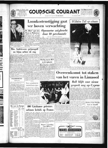 Goudsche Courant 1964-02-14