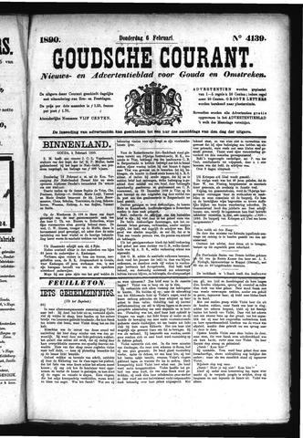 Goudsche Courant 1890-02-06