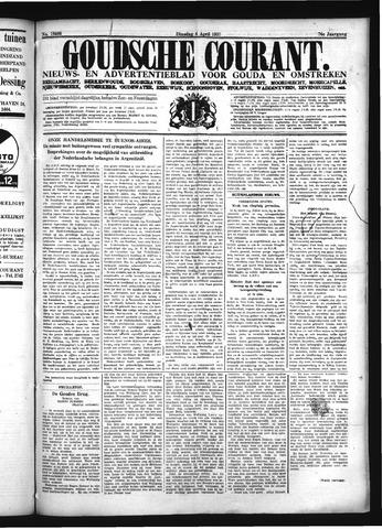 Goudsche Courant 1937-04-06