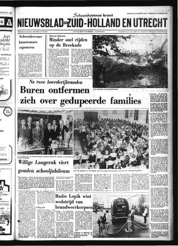 Schoonhovensche Courant 1976-08-30