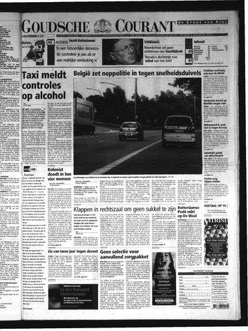 Goudsche Courant 2005-08-05