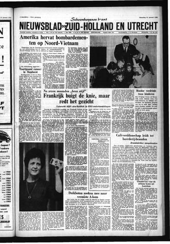 Schoonhovensche Courant 1966-01-31