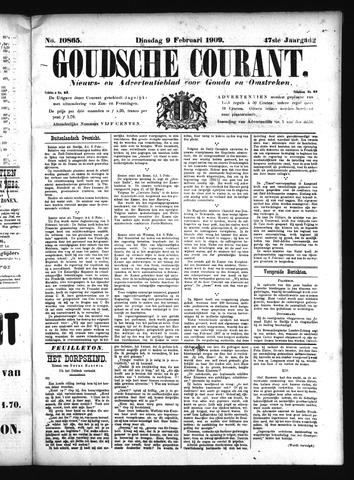 Goudsche Courant 1909-02-09