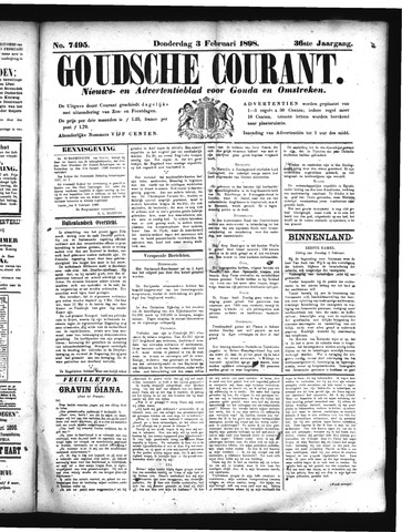 Goudsche Courant 1898-02-03