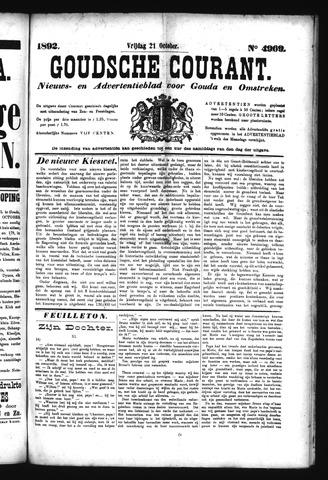 Goudsche Courant 1892-10-21