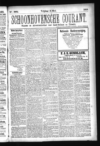 Schoonhovensche Courant 1918-05-03