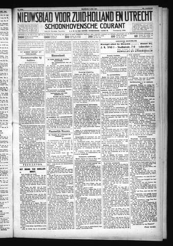 Schoonhovensche Courant 1931-06-01