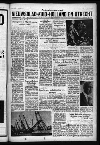Schoonhovensche Courant 1965-06-21