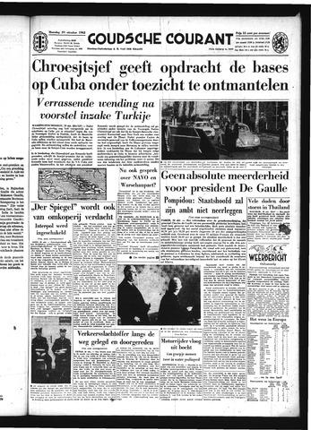 Goudsche Courant 1962-10-29