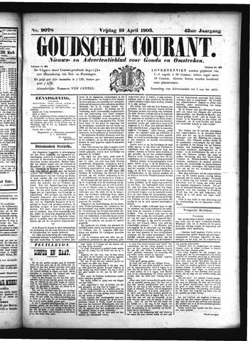 Goudsche Courant 1903-04-10