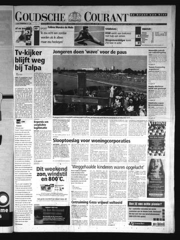 Goudsche Courant 2005-08-19