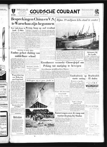 Goudsche Courant 1958-09-15
