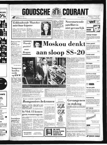 Goudsche Courant 1983-01-12