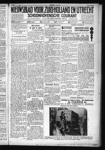 Schoonhovensche Courant 1931-07-03