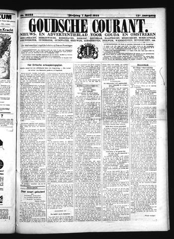 Goudsche Courant 1933-04-07