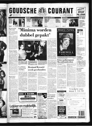 Goudsche Courant 1991-11-06