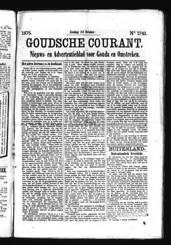Goudsche Courant 1875-10-24