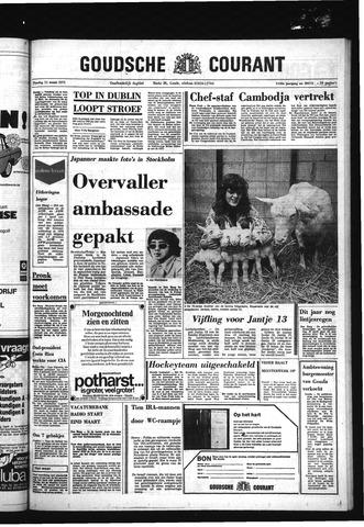 Goudsche Courant 1975-03-11