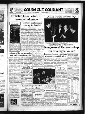 Goudsche Courant 1961-03-11