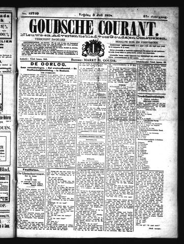Goudsche Courant 1918-07-05