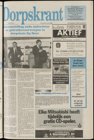 Dorpskrant 1991-04-24