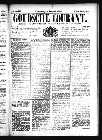 Goudsche Courant 1909-01-07