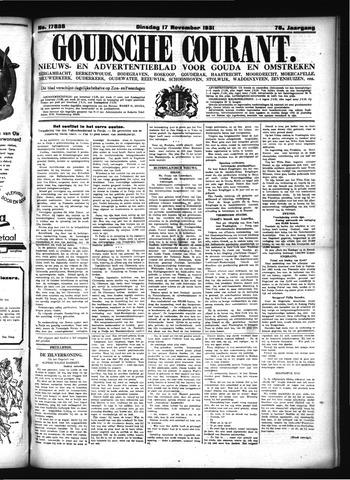 Goudsche Courant 1931-11-17