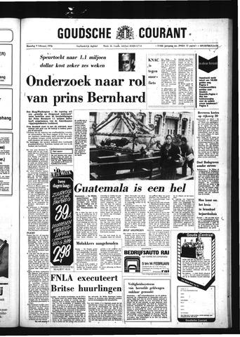Goudsche Courant 1976-02-09