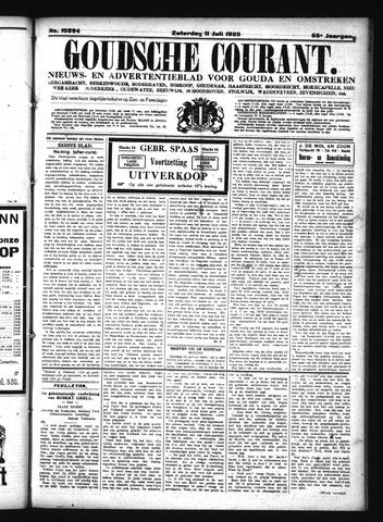 Goudsche Courant 1925-07-11