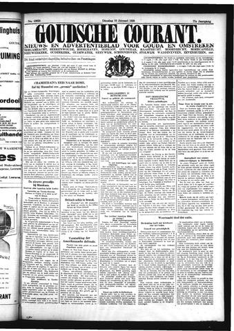 Goudsche Courant 1939-01-10